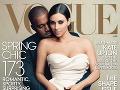 Kim pohoršila čitateľov Vogue: Táto fotka vzbudila kritiku!