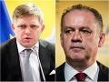 Fico obvinil Kisku z vysťahovania ľudí