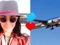 Erica sa v lietadle zaľúbila do sympaťáka: Veľké pátranie po ňom s koncom ako z rozprávky!