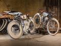 Local Motors prináša neskutočné retro: motobicykle Ariel Cruiser