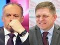 Tvrdá rana demokracii, voľby sú neplatné: Fico vstal z mŕtvych, Kiska skolaboval!