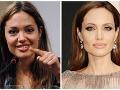 Exkluzívna fotodokumentácia: Takto schudla Angelina Jolie za posledných 10 rokov!