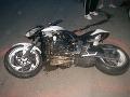 Dopravná nehoda v Krásne nad Kysucou: Motorkár z Poľska sa vážne zranil
