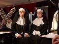 Monika Agrebi a jej sestra celý čas udržiavali všetkých v tom, že sú skutočné mníšky.