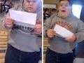 Geniálna reakcia študenta (18): Dozvie sa o prijatí na výšku, výbuch šťastia!