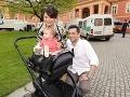 Betka Stanková sa s otcom svojej dcérky rozišla dva roky po pôrode.