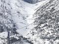 Ak sa chystáte do Tatier, pozor! Hrozí lavínové nebezpečenstvo 2. stupňa
