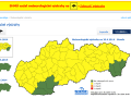 Meteorológovia varujú: Celé Slovensko dnes zasiahnu silné búrky!