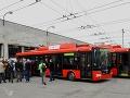 Cestujúcich bratislavskej MHD vozí desať nových trolejbusov