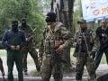 Ukrajinská armáda opäť ostreľuje Slovjansk, tvrdí domobrana