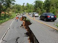 Zemetrasenie v Thajsku: Porozbíjané okná, prasknuté cesty a jedna obeť!