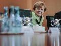 Eurovoľby v Nemecku vyhrali Merkelovej konzervatívci