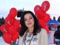 Na nádejné hviezdy bola zvedavá aj speváčka Beáta Dubasová.