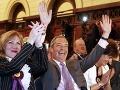 Radikáli uspeli vo voľbách: Nigel Farage je totálnym víťazom v Británii!