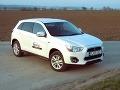 TEST: Mitsubishi ASX 2,2 DI-D 4WD - s automatom a novým motorom