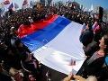 Rusko predložilo nový návrh rezolúcie o Ukrajine