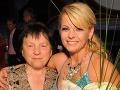 Iveta Bartošová s maminkou