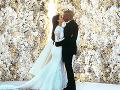 Svadba hviezdneho páru vyvolala davové šialenstvo: Táto FOTO láme rekordy!