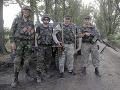 Povstalci v Donecku prepustili štyroch medzinárodných pozorovateľov