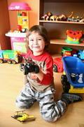Timon (4): Doma ho volajú najčastejšie Timonko alebo Timo. Veselý chlapec má meniny 29. apríla. Jeho meno pochádza zo slnečného Grécka a dalo by sa preložiť ako uctievaný.