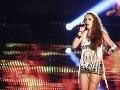 Jana Rybníčková všetkých prekvapila, keď prišla na pódium so skladbou Paradise City od Guns N´Roses.