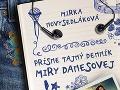 Prísne tajný denník Miry Danesovej: Ako vyzerá svet tínedžerov?