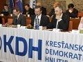 KDH navrhuje, aby deti dali časť daní rodičom na dôchodku