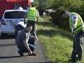 Policajné štatistiky nehodovosti za rok 2016: MAPA najnebezpečnejších krajov a VIDEO incidentov