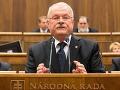 Gašparovič sa lúčil so Slovenskom: Veľké vystúpenie v parlamente, prvý brept!