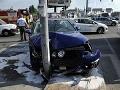 Policajti prišli o legendárny Passat naháňajúci vodičov: FOTO, ako skončil na totálku!
