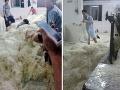 Hygienický škandál: Po týchto FOTO už nikdy nebudete jesť čínske rezance!