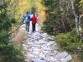 Dobré správy: Turisti môžu oddnes chodiť po všetkých značených chodníkoch
