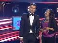 Moderátori speváckej šou Leoš Mareš a Tina.