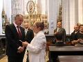 Andrej Kiska na návšteve Košíc