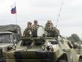 Rusi zrušili rezolúciu o možnosti intervencie na Ukrajine