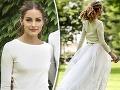 Z nádhernej hviezdy spackaná nevesta: Takýto svadobný outfit ste ešte nevideli!