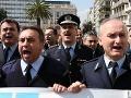Gréci ohlásili sériu štrajkov, ktoré môžu ohroziť dodávky elektriny