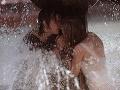 Fontána sa od nakrúcania filmu nazýva fontánou lásky.
