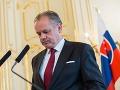 Kiska dnes vymenuje nových ministrov školstva a hospodárstva