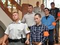 Študentov, ktorí brutálne zavraždili taxikára odsúdili: Jeden z nich si posedí o 5 rokov viac!