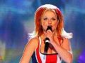 Geri Halliwell v začiatkoch skupiny Spice Girls