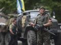 Boje na Ukrajine: Armáda dobyla mestá Artemivsk a Družkivka