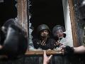 Rezort vnútra začal na východe Ukrajiny previerky občanov