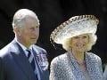Princ Charles a Camilla Parker Bowels