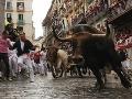 Beh s býkmi sa opäť neobišiel bez adrenalínu a bolesti, ďalší zranení