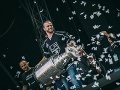 Travis, Kiska i Stanley Cup: Upršaný piatok na Pohode priniesol pestrý program