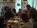 Katarína Cisarová a jej rodina