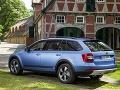 Nová Škoda Octavia Scout prichádza, na slovenskom trhu bude od augusta