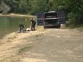 Ďalší utopený? Z Chorvátskeho ramena v Bratislave vytiahli mŕtveho muža