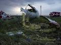 Kyjev vyzval svet, aby pád boeingu označil za teroristický útok